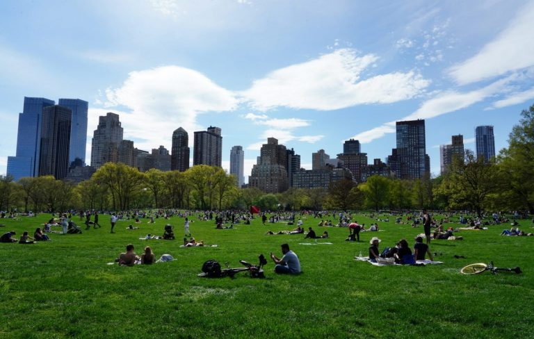 New York City's Central Park to hold 60,000 capacity gig to celebrate reopening